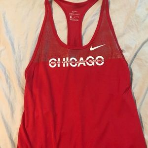 New with tags! Nike racerback tank